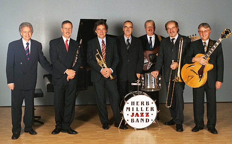 (Herb Miller Jazz Band 2002)